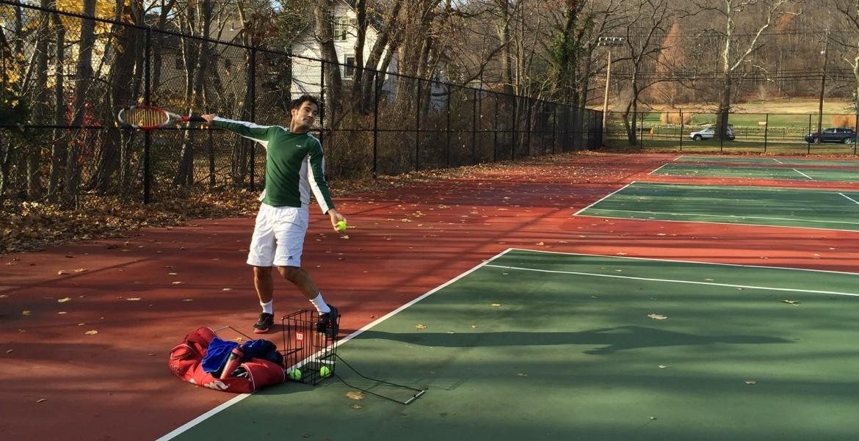 tennis essays