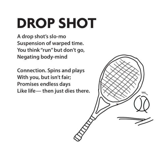 Foot Faults: Tennis Poems