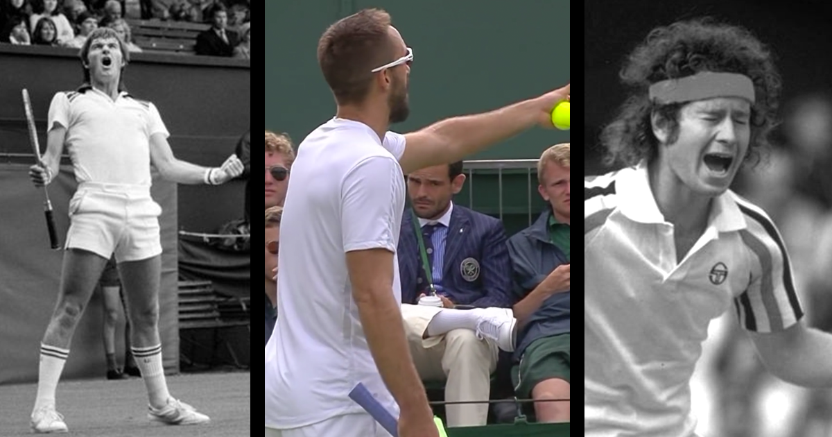 Tennis Freakouts